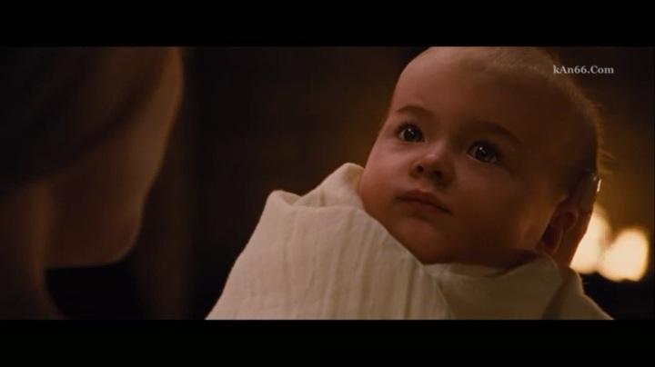 Twilight Baby CGI